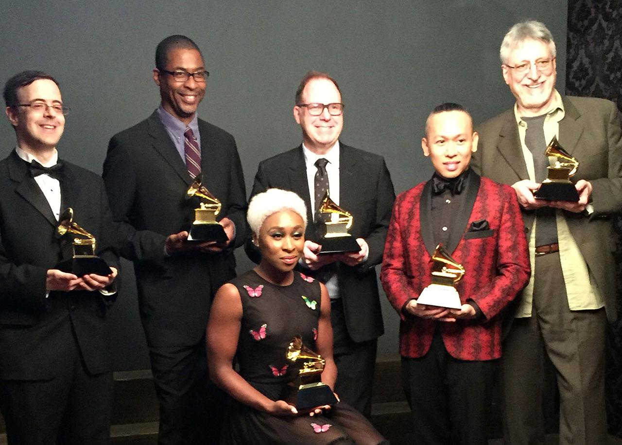 """Frank Filipetti Picks Sanken Mics for Grammy-winner """"The Color Purple"""""""