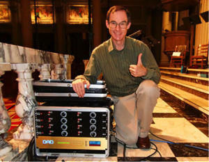 Swineshead Picks DAD AX32 for Classical Recording and Mastering