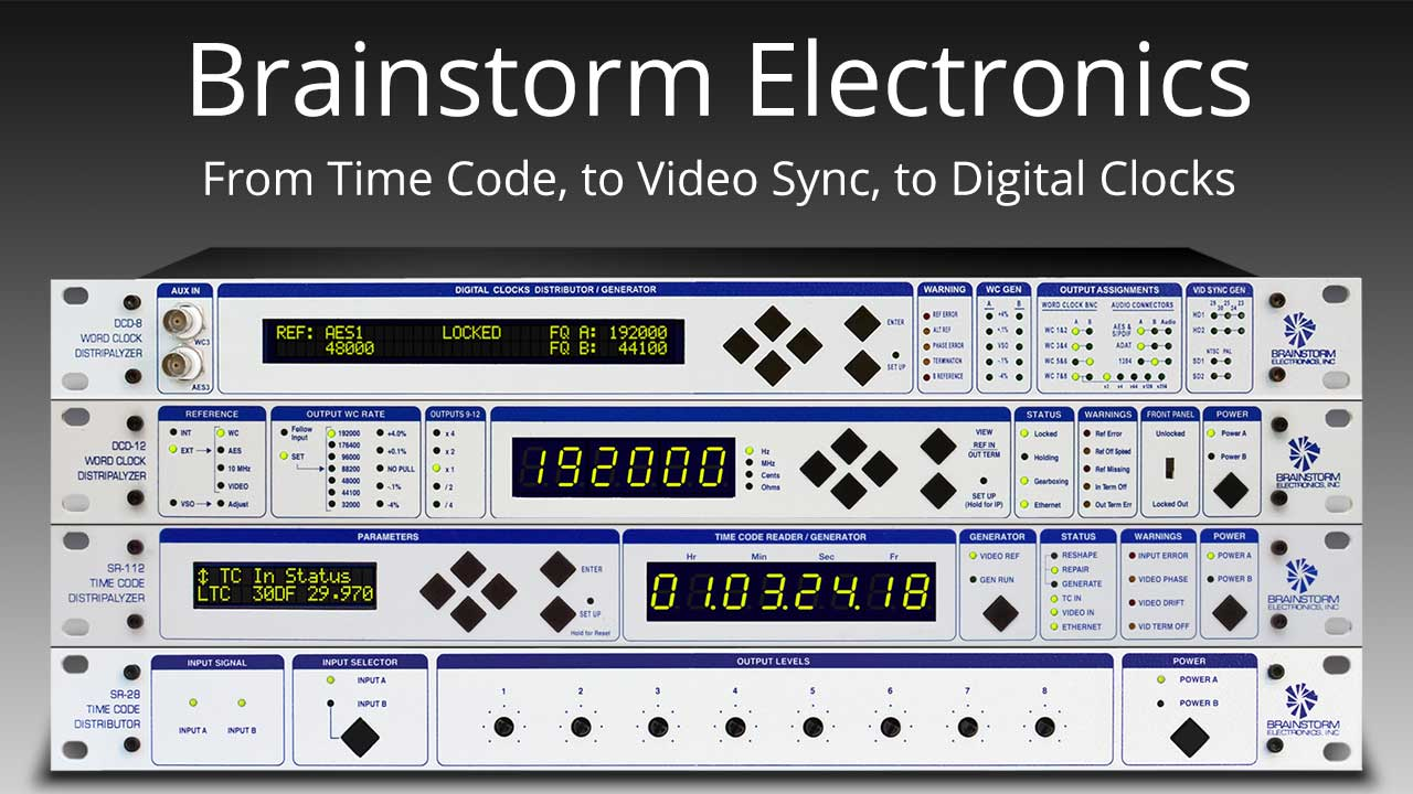 Brainstorm Electronics