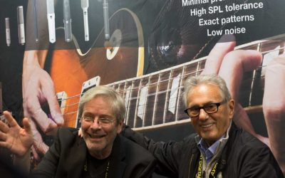 plus24, Sanken, Brainstorm and DAD at AES 2017 NY