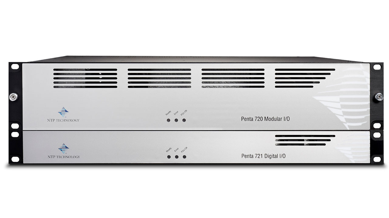 NTP Launches Audio Multi Format Dante Router at NAB