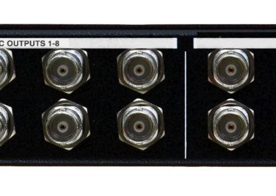 DCD-24 Rear Panel