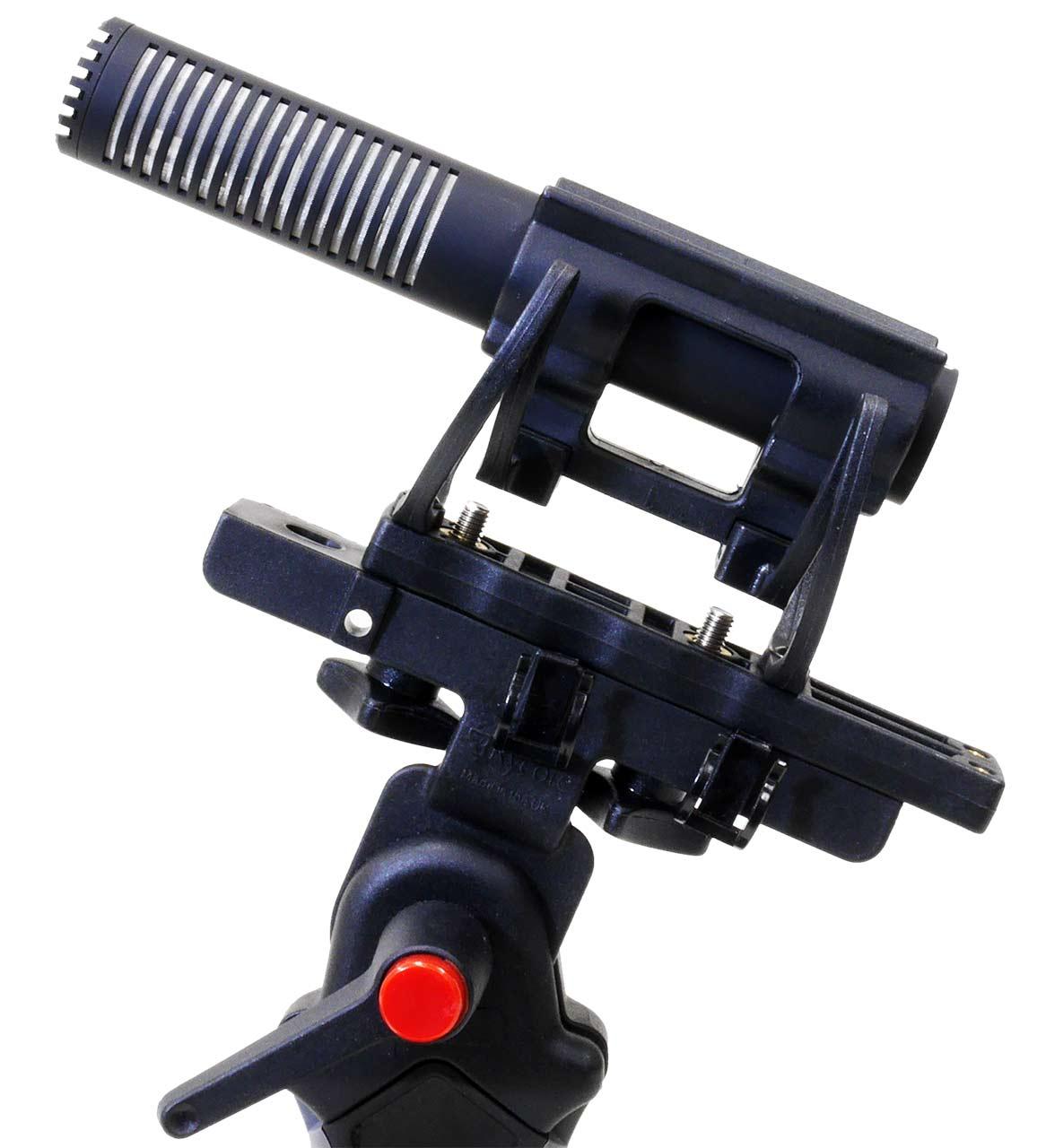 Sanken Premieres New CMS-50 Short Stereo Shotgun Mic