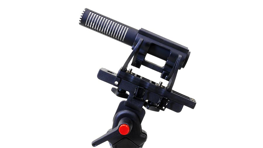 CMS-50 with GS-23 shock mount
